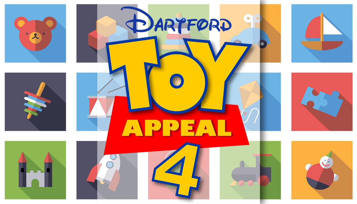 Dartford Toy Appeal 4 Announced