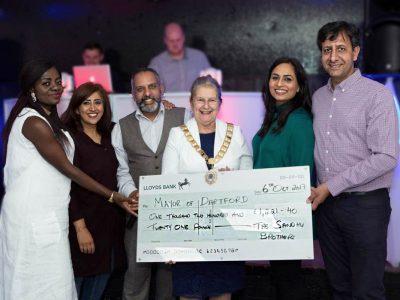 Mayor of Dartford Charity Curry Night