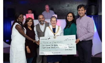 Mayor of Dartford Charity Curry Night