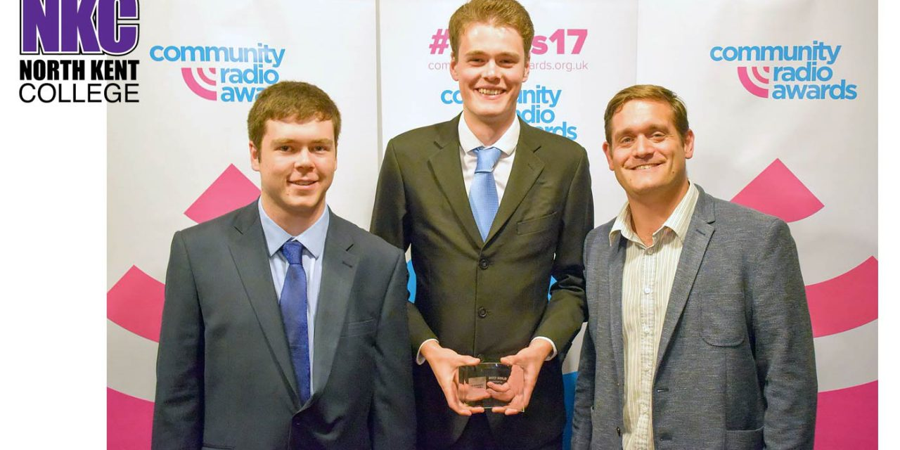 College Radio Show Wins Community Radio Award