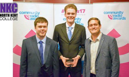 College Radio Show Wins Community Radio Award