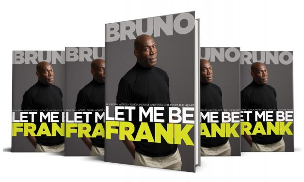 Boxing Legend Frank  Bruno to Meet Fans From 12pm on Saturday, 4 November