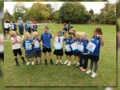 Holy Trinity School - Race for Life