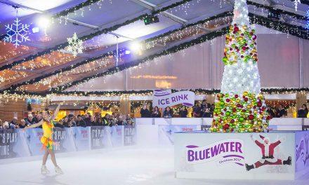 Bluewater's Stunning Christmas Ice Rink Returns