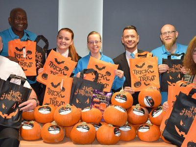 Priory Centre Pumpkins