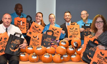 Priory Shopping Centre Pumpkin Carving Competition