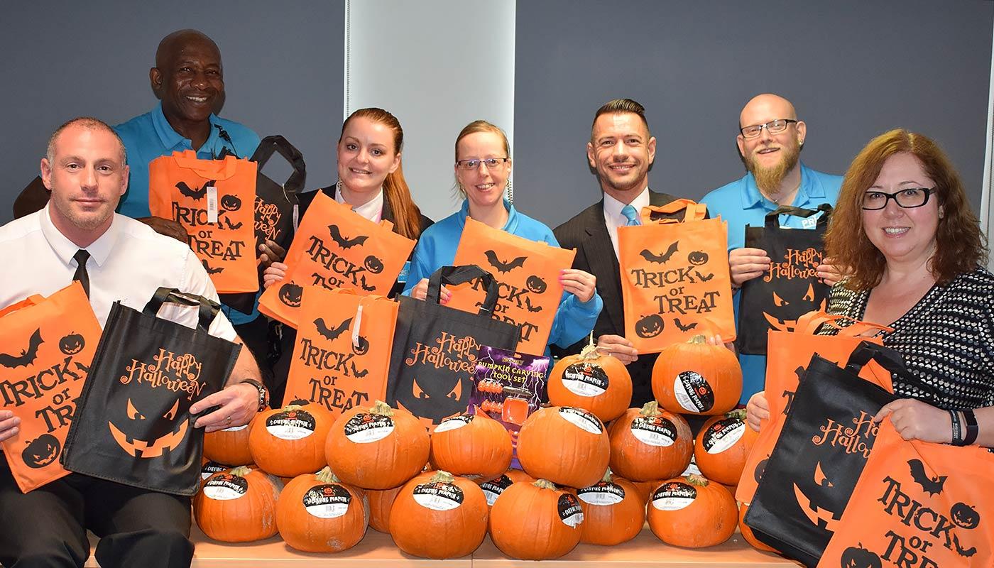 Priory Centre Pumpkins