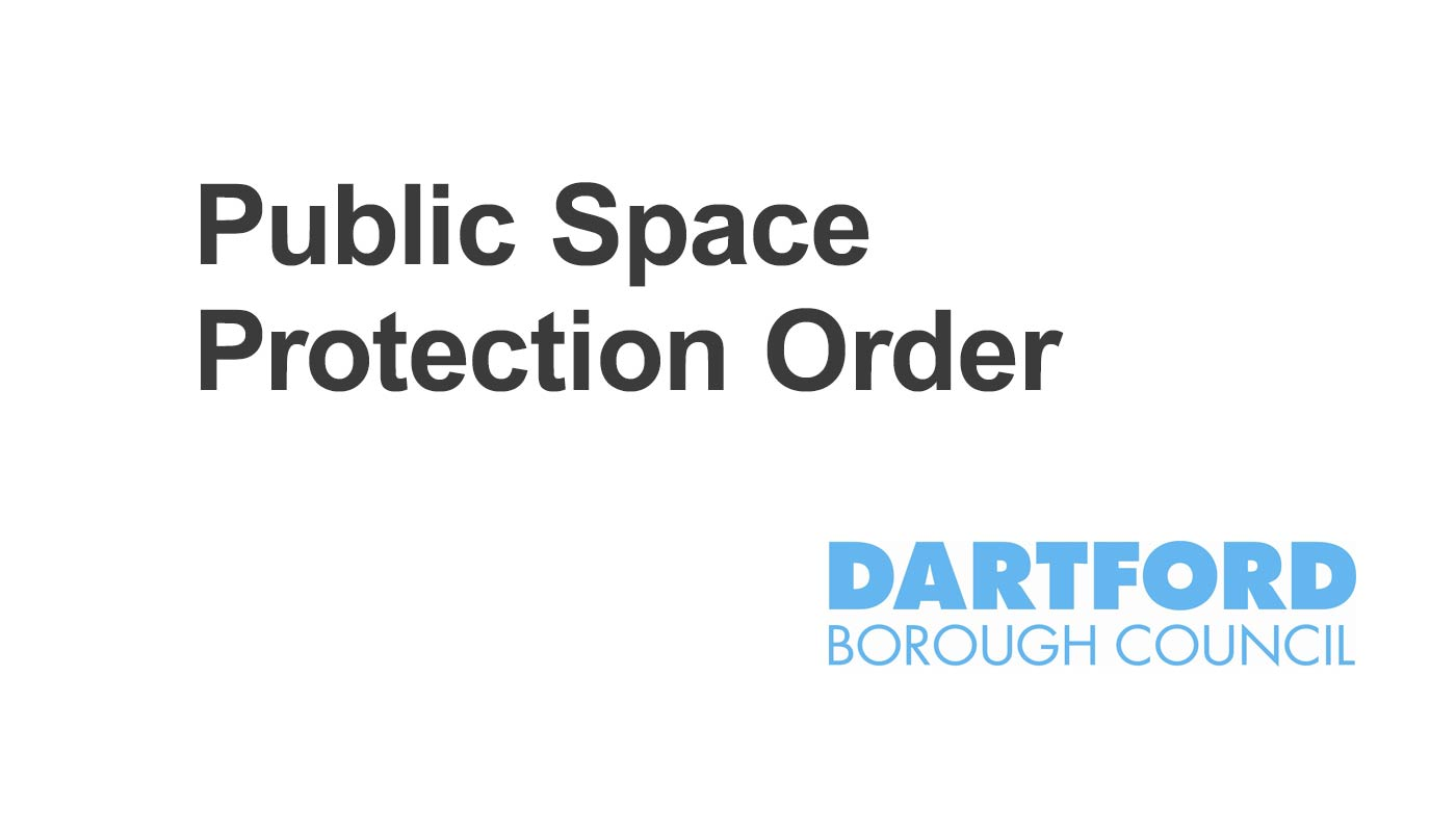 Public Space Protection Order