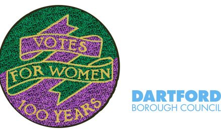 """A Celebration of """"Votes for Women"""" to Be the Centrepiece of Dartford's Central Park This Summer"""