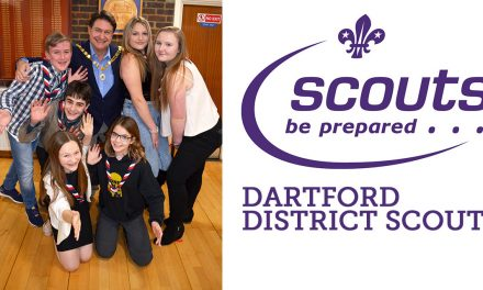 Dartford Support Scouts Going to World Scout Jamboree