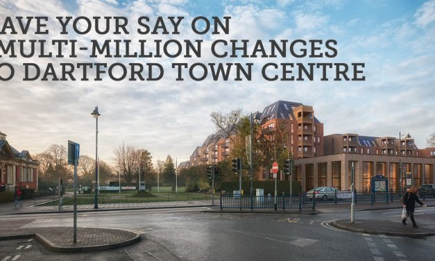 Have Your Say on £Multi-Million Changes to Dartford Town Centre