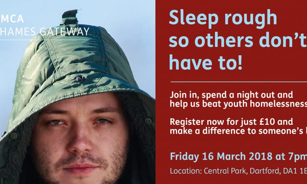 YMCA Is Calling on Supporters to Sleep Rough for One Night