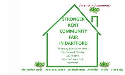 Stronger Kent Community Fair in Dartford