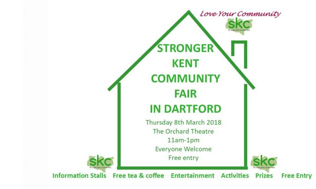 Stronger Kent Community Fair in Dartford