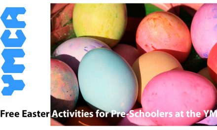 Free Easter Activities for Pre-Schoolers at YMCA Dartford