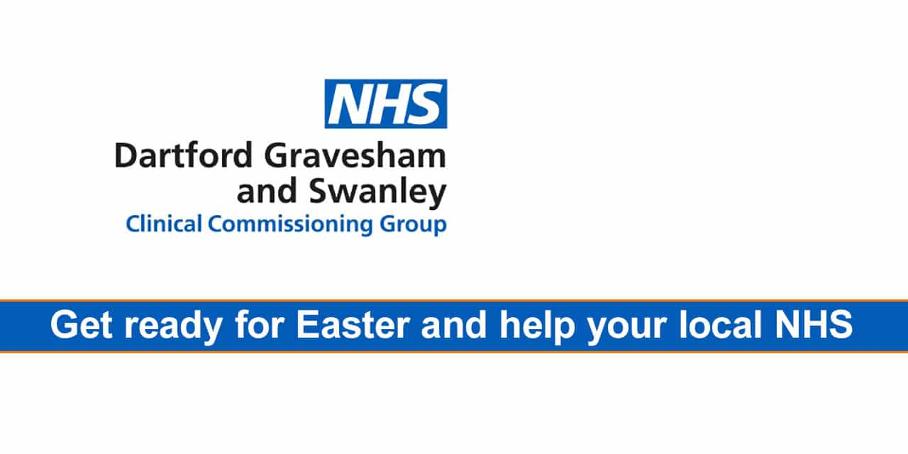 Get Ready for Easter and Help Your Local NHS