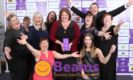 We Are Beams Scoop Top Award
