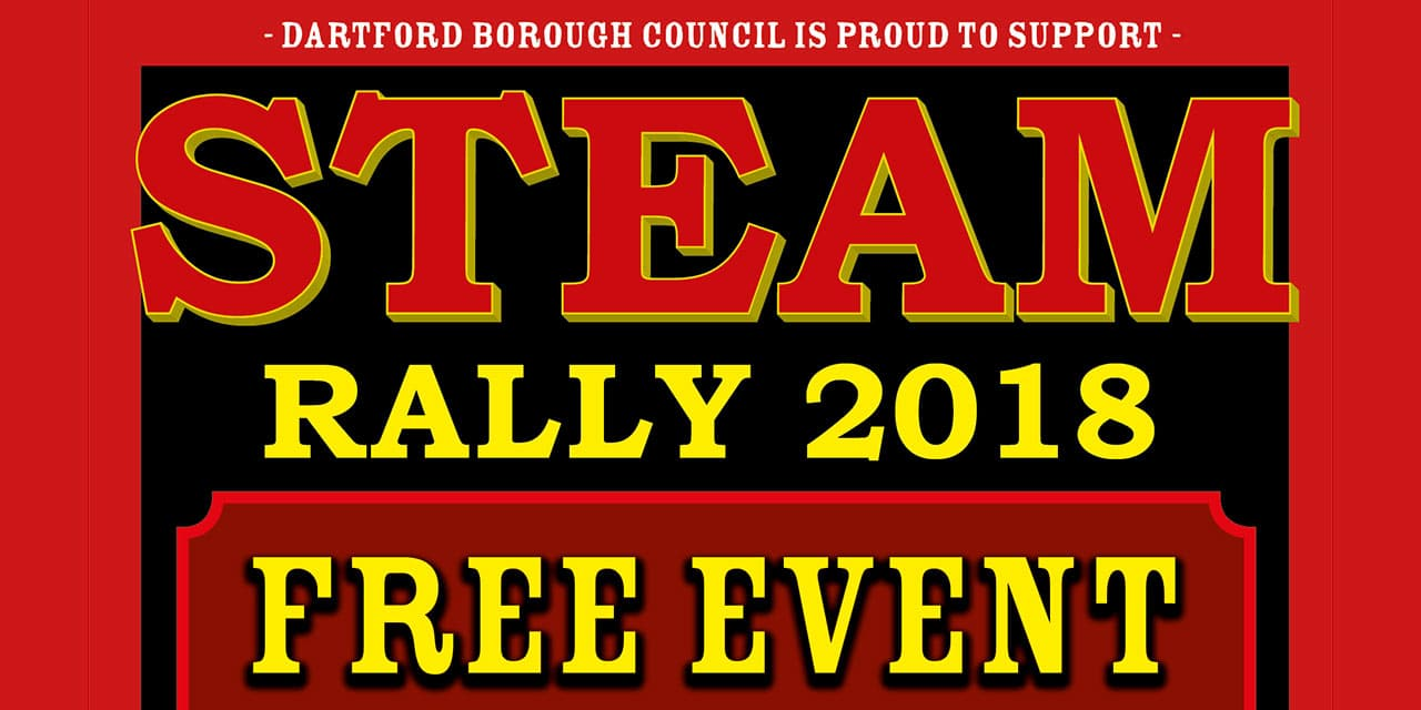Steam Rally 2018 – FREE Event for All the Family