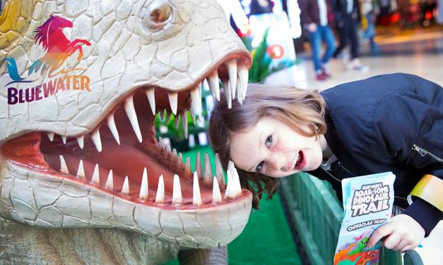 Roar-Some Dinosaurs and Magical Pixies at Bluewater