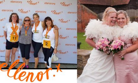 Kellie's Heroes Raises More Than £2,600 in Support of ellenor Hospice