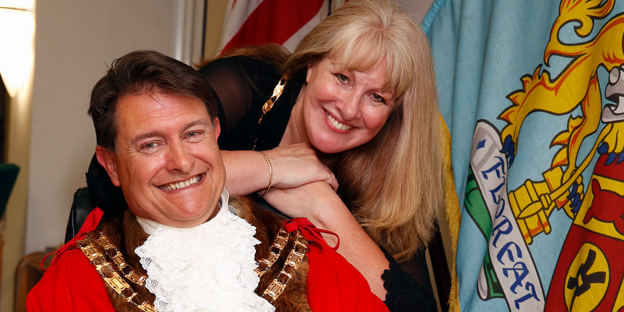 Councillor David Mote Elected as Mayor of Dartford