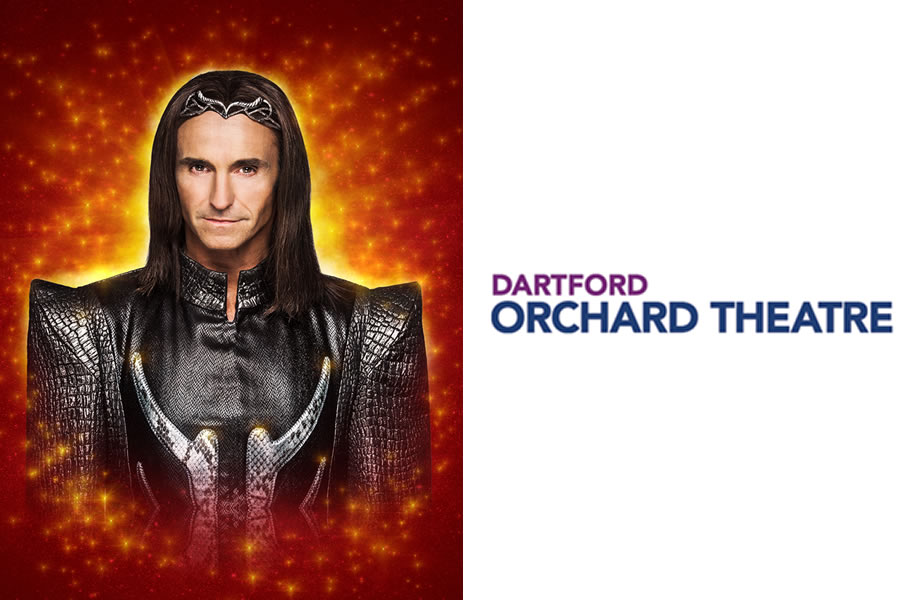 Marti Pellow to star in the Orchard Theatre Panto