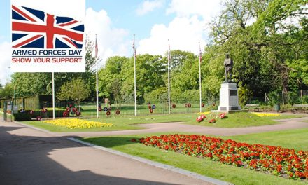 Residents Invited to Commemorate Armed Forces Day 2018