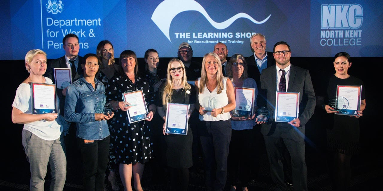 The Learning Shop and Retail Awards – Recognising excellence at Bluewater
