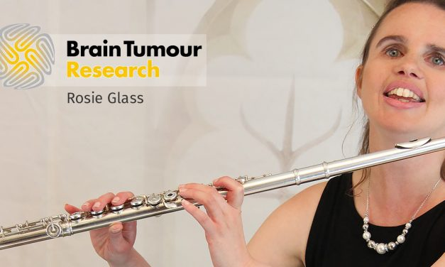 Dartford Musician Visits Westminster to Hear of Momentous Year for Brain Tumour Community
