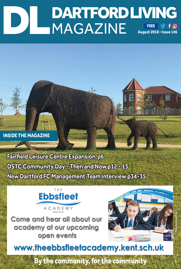 Dartford Living August Issue