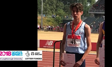 Jack Higgins Selected to Compete in National 2018 School Games