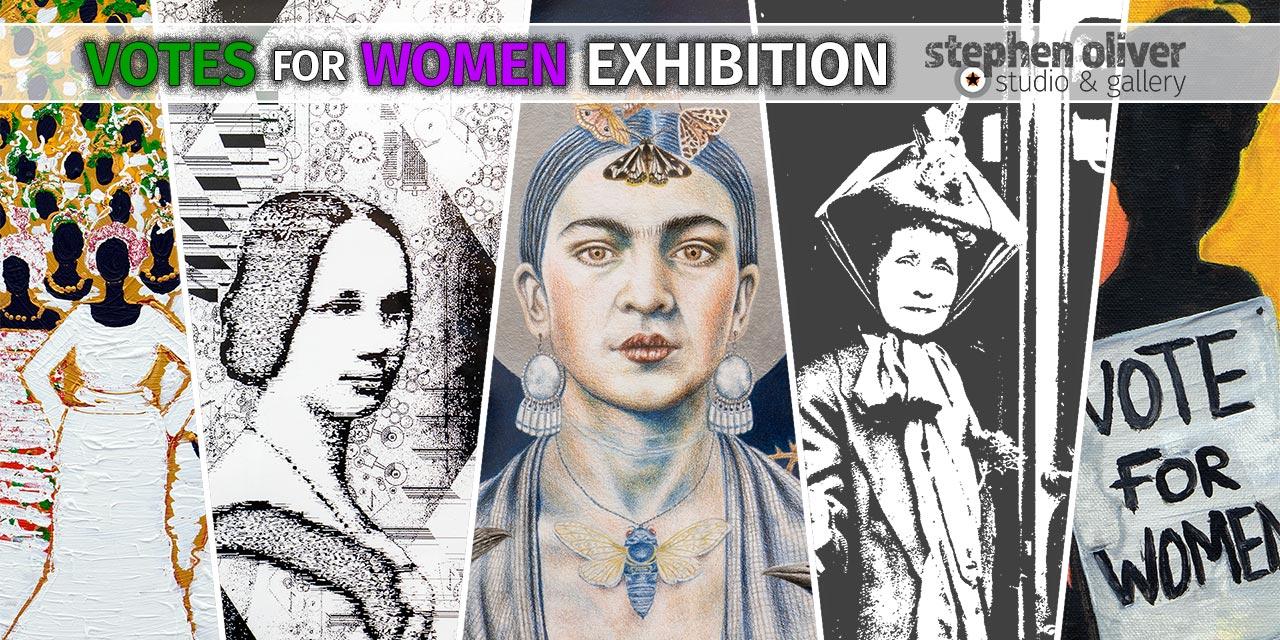 Votes for Women Community Exhibition