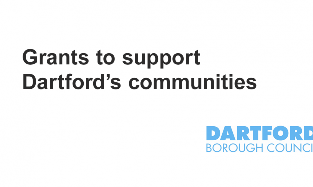 Grants to support Dartford's communities