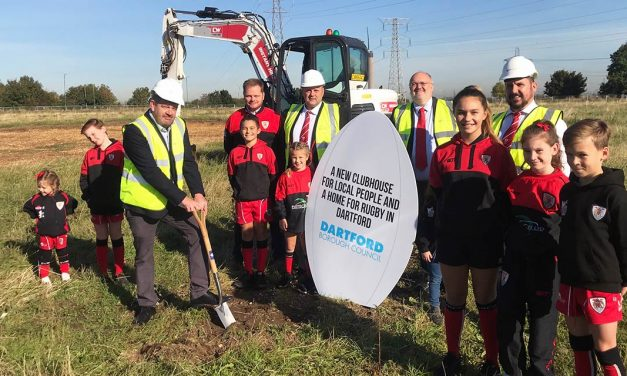 New Community Clubhouse and Home for Dartford Valley Rugby Club