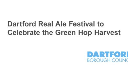 Dartford Real Ale Festival to Celebrate the Green Hop Harvest