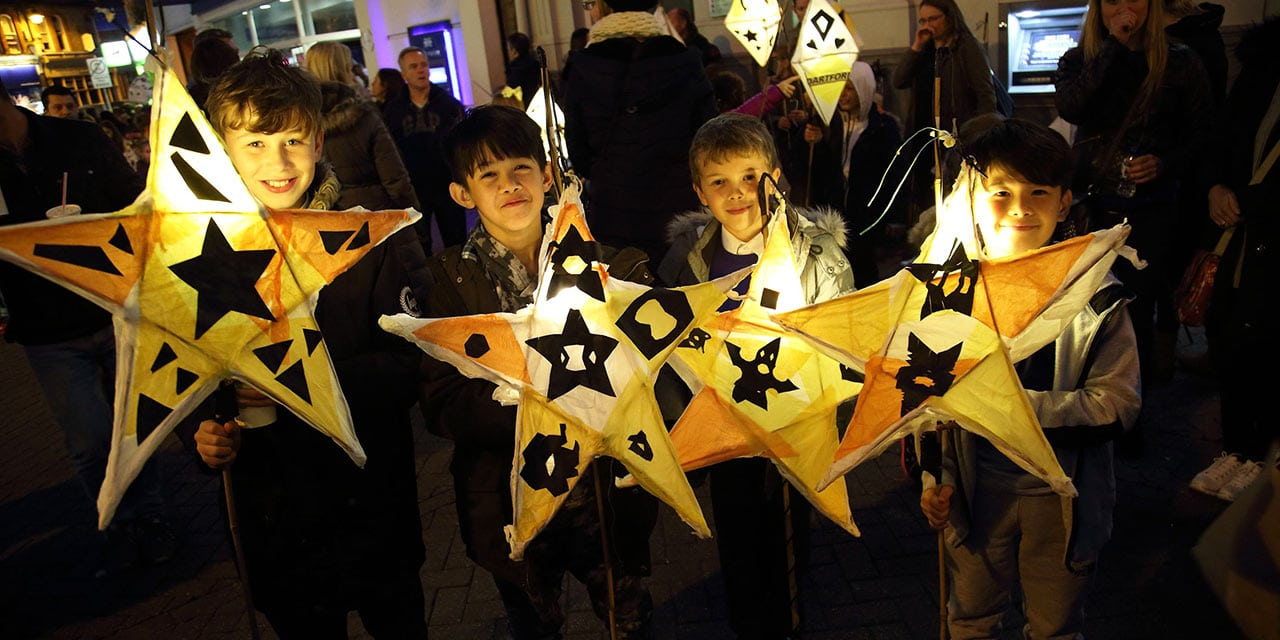 Dartford Festival of Light