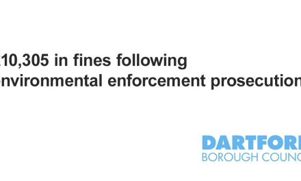 £10,305 in fines following environmental enforcement prosecutions