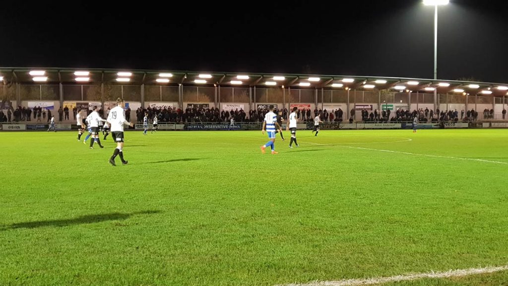 Dartford FC v Oxford City