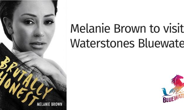Melanie Brown to visit Waterstones Bluewater