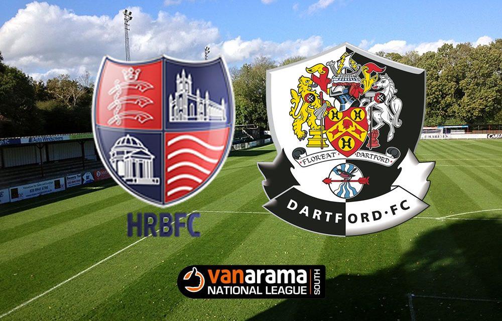 Report: Hampton & Richmond Borough 0-1 Dartford – Purple patch continues for Darts