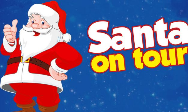 Santa to Visit Ten Communities in Dartford This Christmas