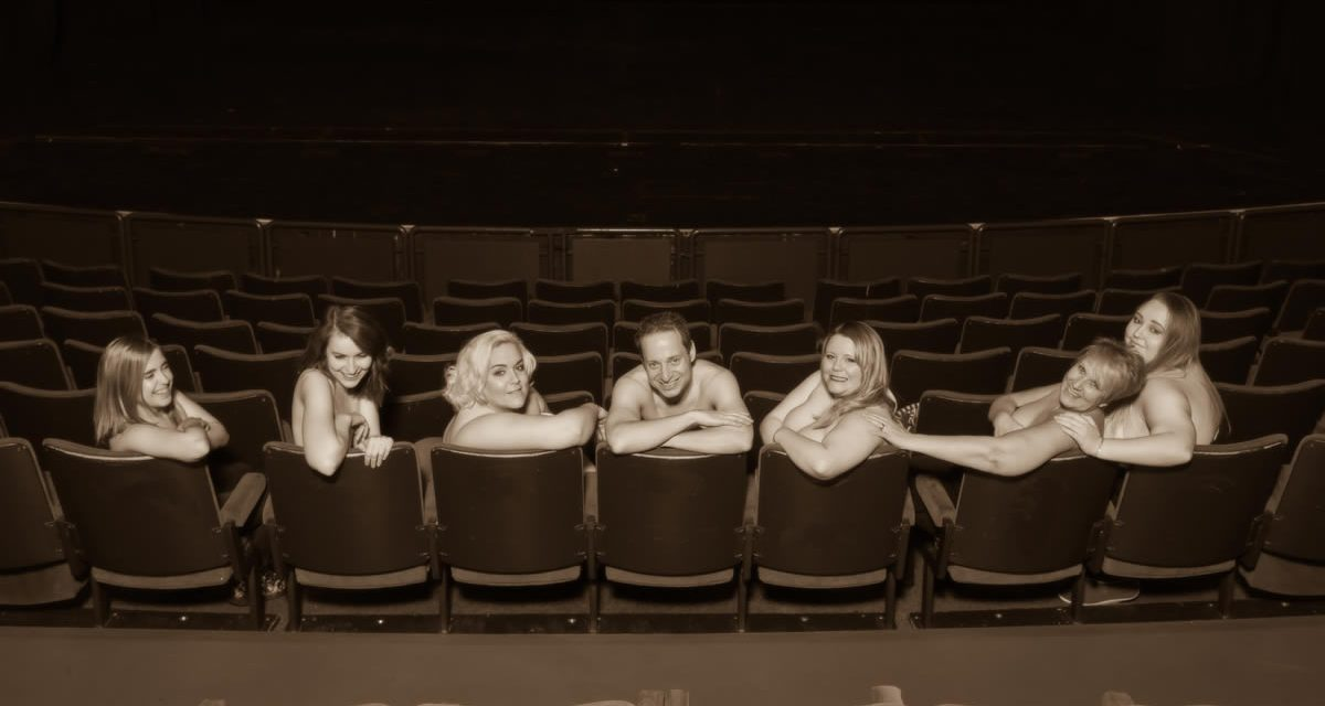 THE ORCHARD THEATRE RELEASES NUDE CALENDAR INSPIRED BY THE CALENDAR GIRLS