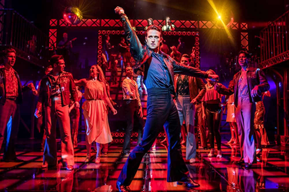 Saturday Night Fever casting announced