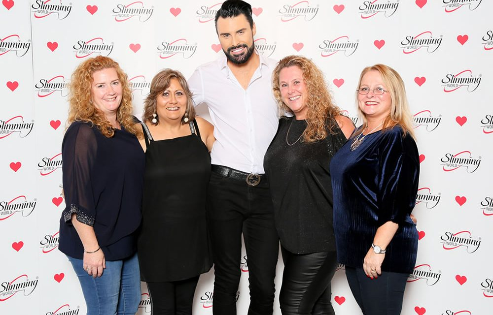 Dartford Slimming World Consultants are worth their weight in gold, says TV host