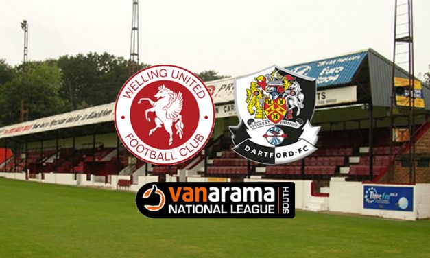 Report: Welling 2-0 Dartford