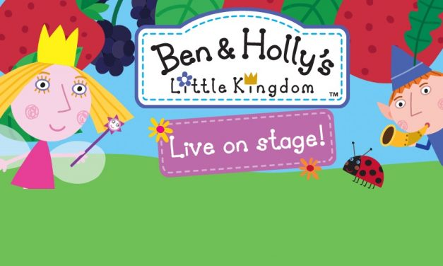 BEN & HOLLY'S LITTLE KINGDOM LIVE ON STAGE 2nd-3rd February 2019
