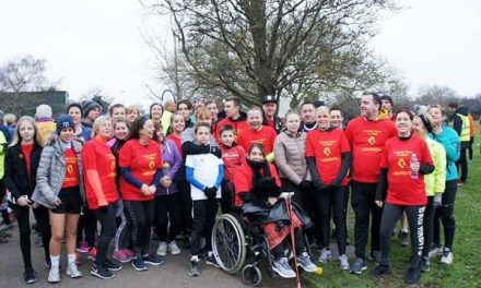 TRACEY'S RACE TO WALK – A PARKRUN CHALLENGE.