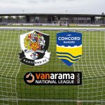 Dartford v Concord Rangers – Match report