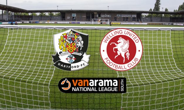 Report: Dartford 1–0 Welling United – Darts' new year delight