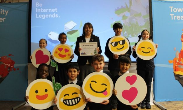 Google Visits School In Dartford To Boost Kids' Online Safety